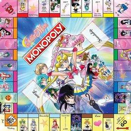 USAopoly Monopoly: Sailor Moon