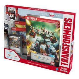 Wizards of the Coast Transformers TCG - Metroplex Starter Set