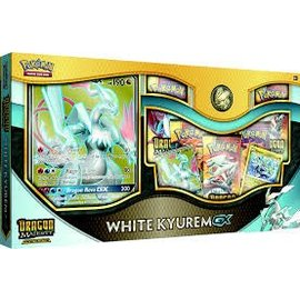 Pokemon International Pokemon: Dragon Majesty White Kyurem GX Collection