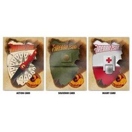 restoration games Fireball Island Card Sleeves Pack (200)