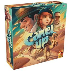Eggertspiele Camel Up (2018 Edition)