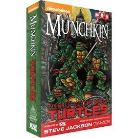 Steve Jackson Games Munchkin Teenage Mutant Ninja Turtles