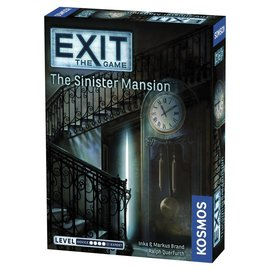 Kosmos Exit: The Sinister Mansion