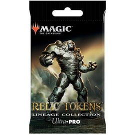 Ultra Pro Magic the Gathering - Relic Tokens - Lineage Collection Pack