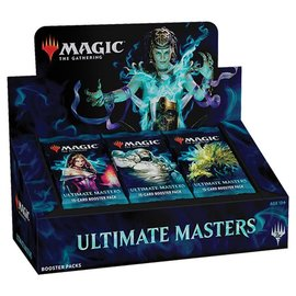 Wizards of the Coast Magic Ultimate Masters Booster Box