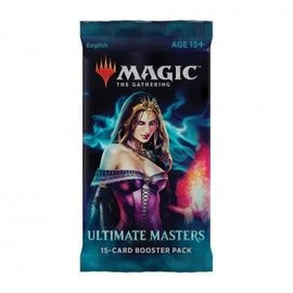 Wizards of the Coast Magic Ultimate Masters Booster Pack