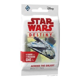 Fantasy Flight Star Wars Destiny: Across the Galaxy Booster Pack