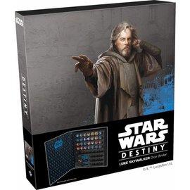 Fantasy Flight Star Wars Destiny: Dice Binder - Luke Skywalker