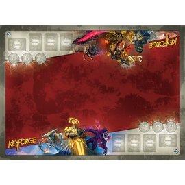Fantasy Flight Keyforge Playmat - Architect's Vault Two-Player Playmat