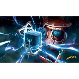 Fantasy Flight Keyforge Playmat - Positron Bolt