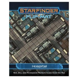 Paizo Starfinder RPG: Flip-Mat - Hospital