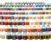 Games Workshop Paints