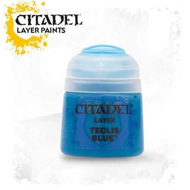 Games Workshop Citadel Layer - Teclis Blue