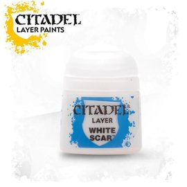 Games Workshop Citadel Layer - White Scar