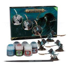 Games Workshop Age of Sigmar - Nighthaunt + Paint Set (SL)