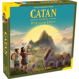Asmodee Catan Histories - Rise of the Inkas (Stand Alone)