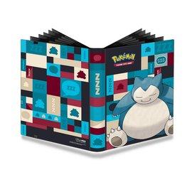 Ultra Pro Ultra Pro Pokemon Snorlax 9 Pocket Binder