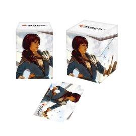 Ultra Pro Magic Dominaria Deckbox - Jhoira, Weatherlight Captain 100+