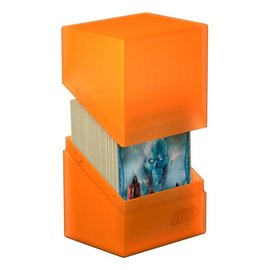 Ultimate Guard Ultimate Guard - Boulder Deck Case 80+ - Poppy Topaz