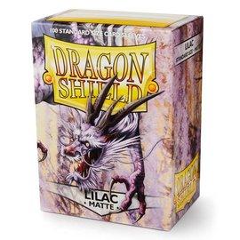 Dragon Shields Dragon Shields: (100) Matte Lilac
