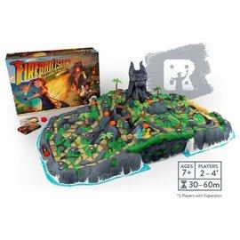 restoration games Fireball Island (2018 Standard Edition)