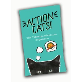 Twogether Studios Action Cats International Tabletop Day Expansion