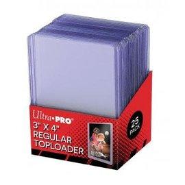 Ultra Pro Top Loader 3x4 (25 pack)
