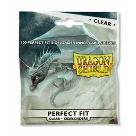 Dragon Shields Dragon Shield: Perfect Fit Clear Sideload 100ct