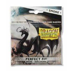 Dragon Shields Dragon Shield: Perfect Fit Smoke Sideload 100ct