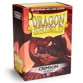 Dragon Shields Dragon Shields: (100) Crimson