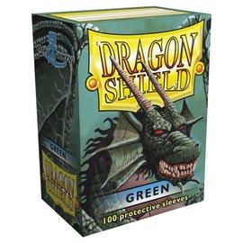Dragon Shields Dragon Shields: (100) Green