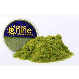 GaleForce Nine Miniatures Tools: Hobby Round Green Static Grass