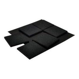 GaleForce Nine Magnetic Bases 50mm Square (6)
