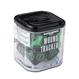 Games Workshop Citadel: Wound Trackers Dice Cube - Green