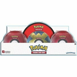 Pokemon International Pokemon: Pokeball Tin
