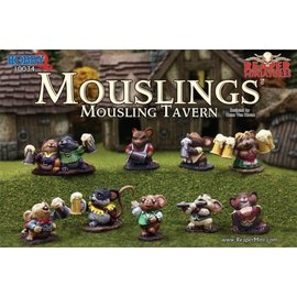 Reaper Reaper: Mousling Tavern (Box Set) (10034)