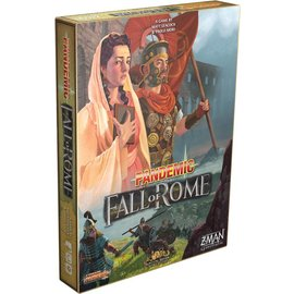 Z-Man Games Pandemic: The Fall of Rome