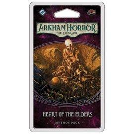 Fantasy Flight Arkham Horror LCG: Heart of the Elders Mythos Pack