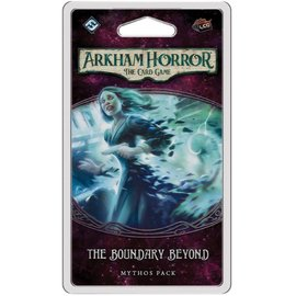 Fantasy Flight Arkham Horror LCG: The Boundary Beyond Mythos Pack