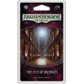 Fantasy Flight Arkham Horror LCG: The City of Archives Mythos Pack