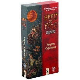 Rule & Make Hand of Fate: Ordeals Royalty Expansion