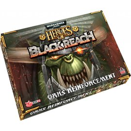 iello Heroes of Black Reach: Ork Reinforcements