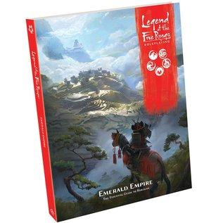 Fantasy Flight Legend of the Five Rings RPG - Emerald Empire