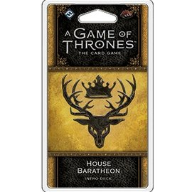 Fantasy Flight A Game of Thrones: The Card Game - House Baratheon Intro Deck
