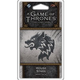 Fantasy Flight A Game of Thrones: The Card Game - House Stark Intro Deck