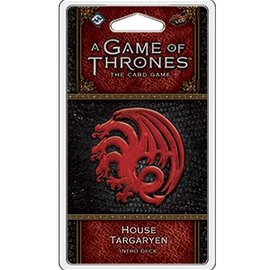 Fantasy Flight A Game of Thrones: The Card Game - House Targaryen Intro Deck