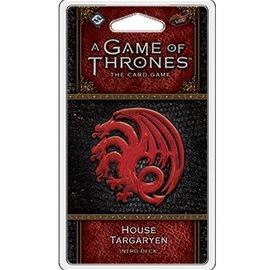 Fantasy Flight A Game of Thrones: The Card Game - House Targaryen Intro Deck