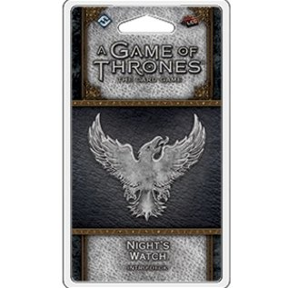 Fantasy Flight A Game of Thrones: The Card Game - Night's Watch Intro Deck