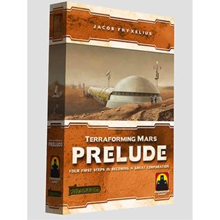 Stronghold Games Terraforming Mars - Prelude Expansion