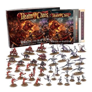 Games Workshop Warhammer Realms of Chaos: Wrath and Rapture